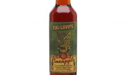 Bitter Truth lanza un ron con sabor a piña, Tiki Lovers Pineapple Rum