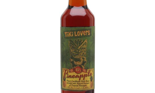 Bitter Truth lanza un ron con sabor a piña, Tiki Lovers Pineapple Rum