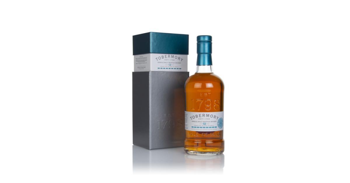 Tobermory regresa con un whisky de 12 años de edad