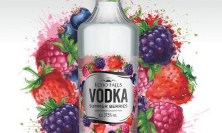 Echo Falls se traslada al vodka aromatizado con Echo Falls Summer Berries Vodka
