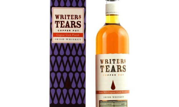 Walsh Whiskey lanza el embotellado en barril de coñac, Tears Copper Pot – Deau XO Cognac Cask Finish