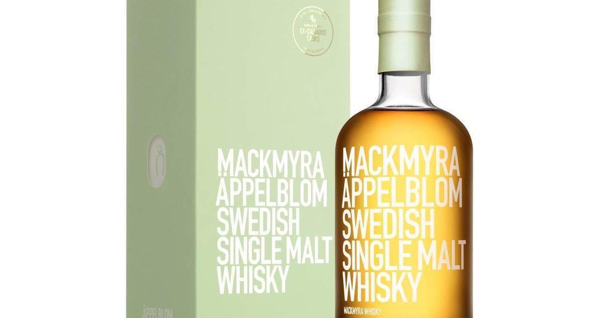 Mackmyra estrena Mackmyra Äppelblom, single malt acabado en barricas ex-Calvados