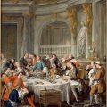 Dominio de Chantilly. El almuerzo de ostras (1735), de Jean-François de Troy