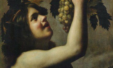 """""""El joven Baco"""" (1620), de Tommaso Salini"""