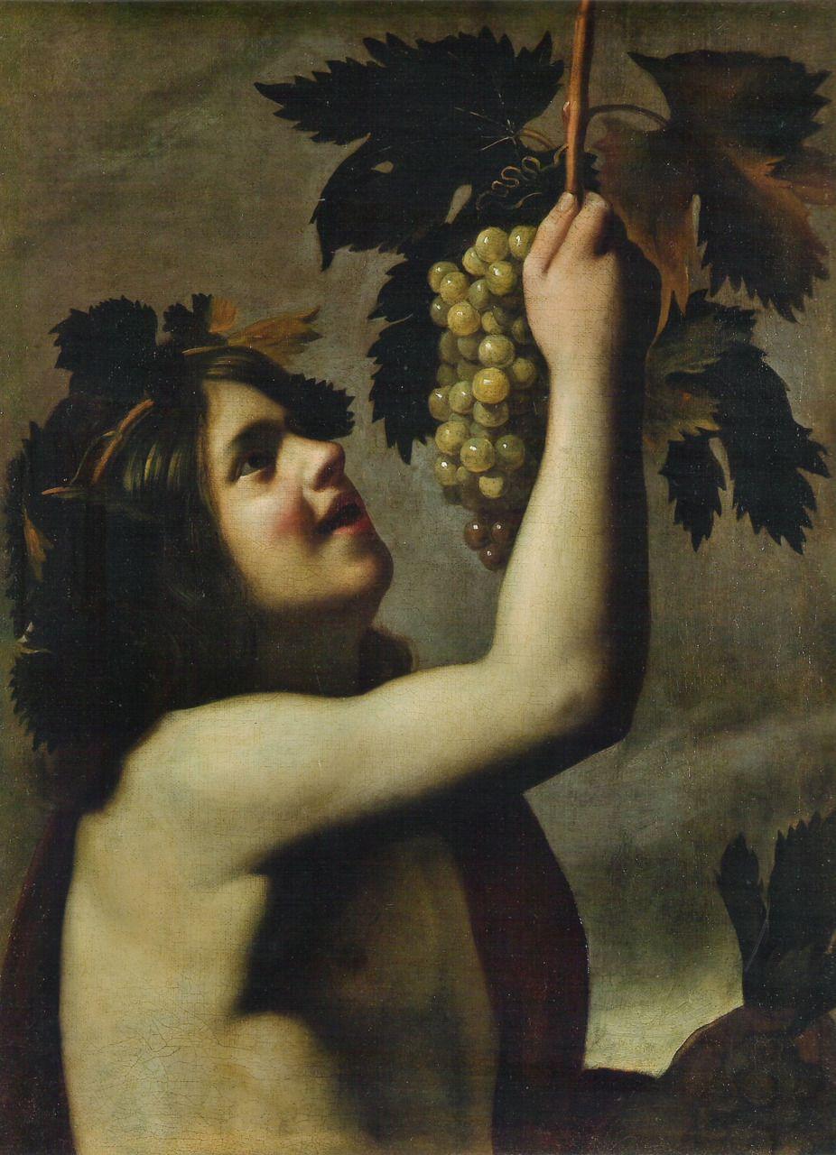 El joven Baco (1620), de Tommaso Salini