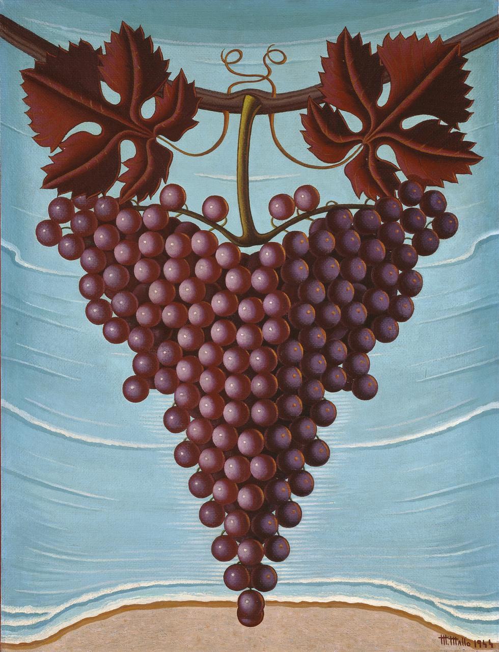 """""""El racimo de uvas"""" (1944), de Maruja Mallo"""