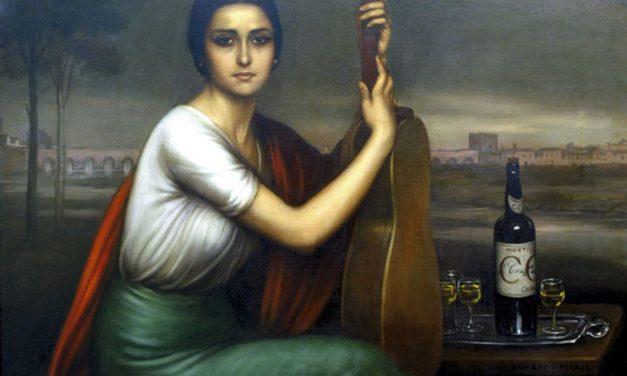"""La Cordobesa"" (década de 1920), de Julio Romero de Torres"