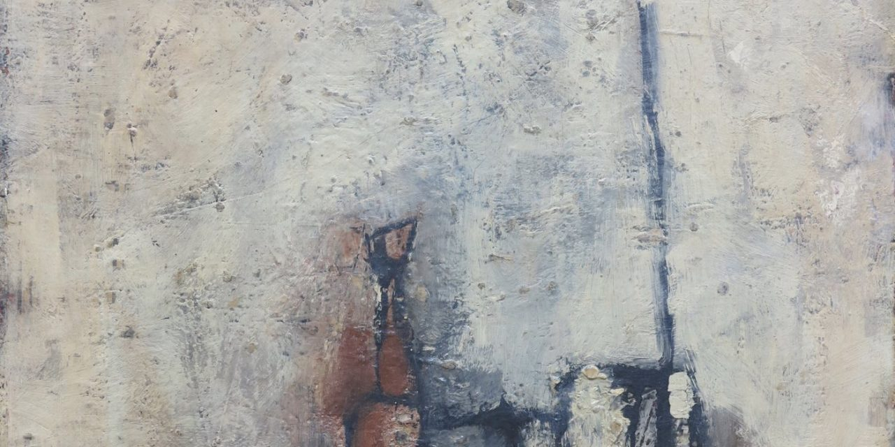 """Naturaleza muerta"" (1955), de José Vento Ruiz"