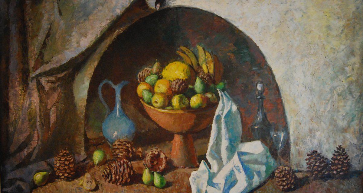 """""""Bodegón"""" (1959), de Enrique Segura"""