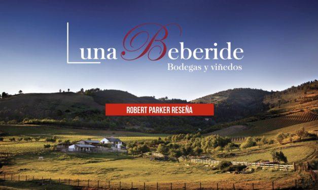 Las puntuaciones de Robert Parker elevan los vinos de Luna Beberide a una categoría sobresaliente
