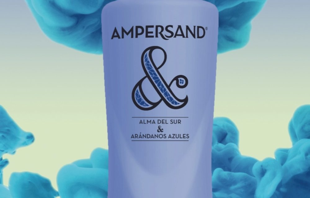 Ampersand Arándanos Azules, aportando un toque único