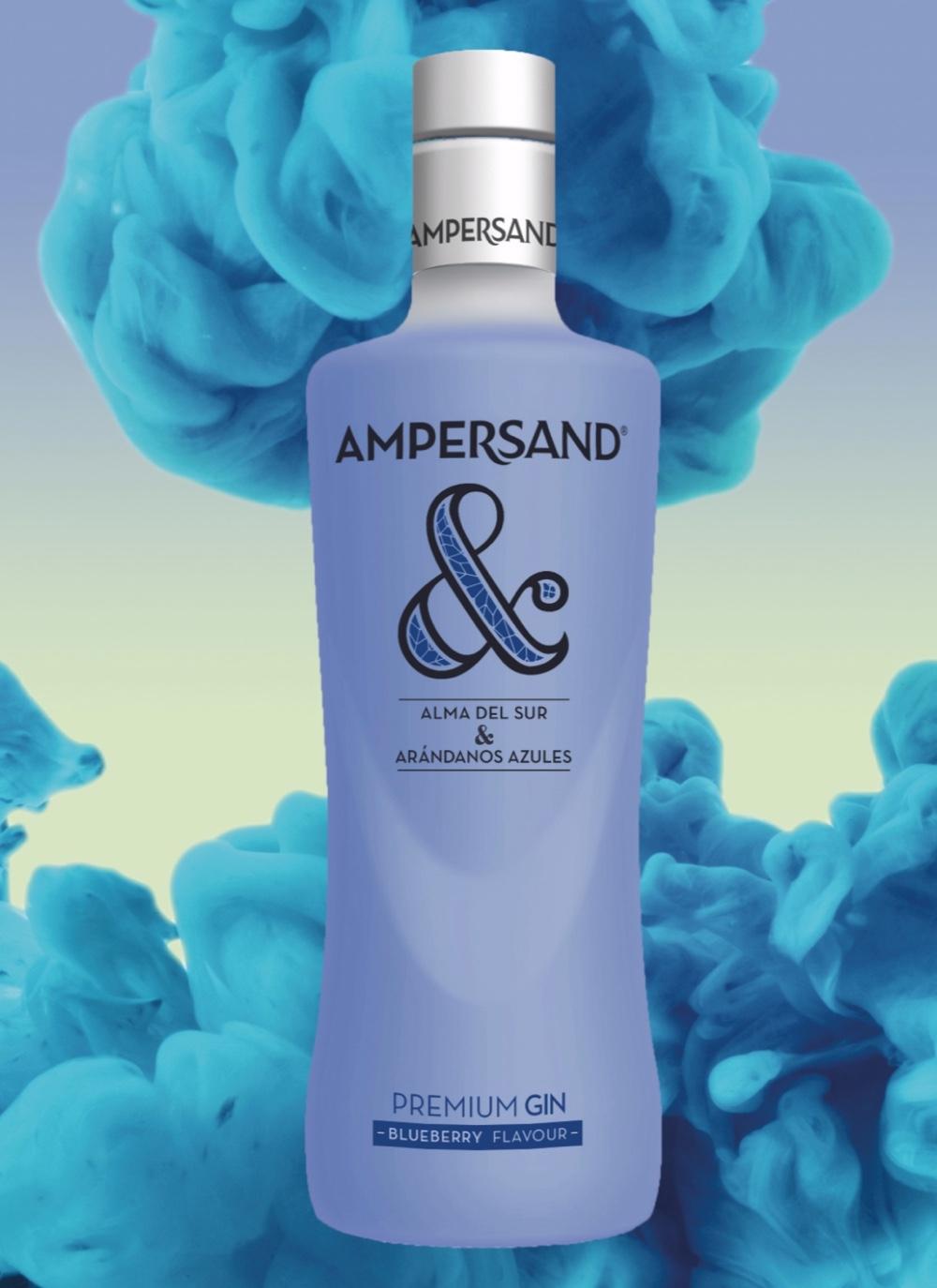 Ampersand Arándanos Azules