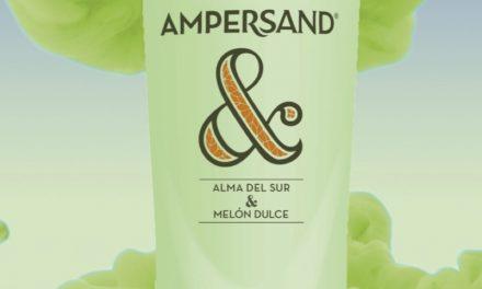 Ampersand Melón Dulce, sorprendente propuesta que resalta el sabroso y dulce aroma del melón