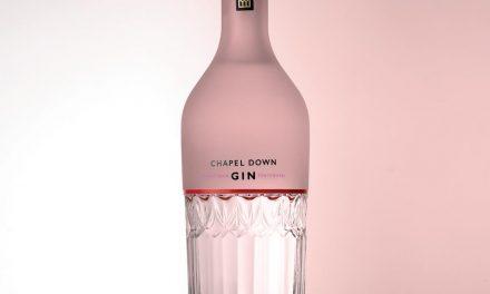 Chapel Down debuta como 'la primera' ginebra de Pinot Noir del mundo, Chapel Down Pinot Noir Gin