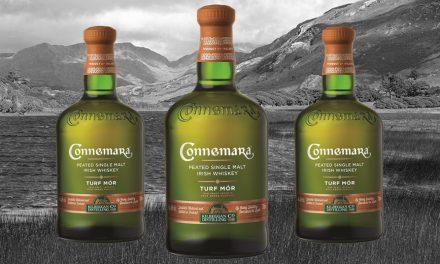 Beam Suntory GTR amplía su oferta con Connemara Turf Mór
