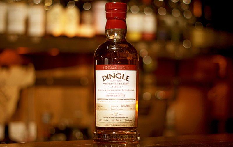 La irlandesa Dingle Distillery lanzará su cuarto single malt, Dingle Batch No 4