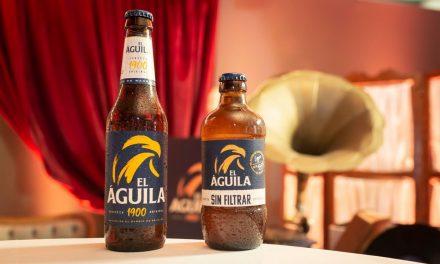 El Águila se presenta con una receta inspirada en sus orígenes e imagen renovada