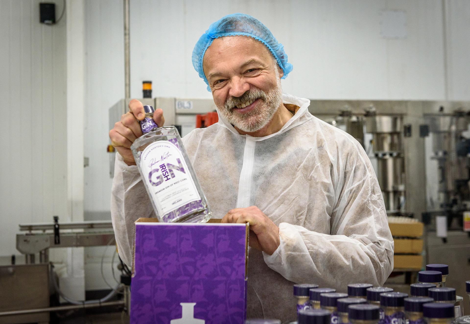 Graham Norton's Own Pink Gin