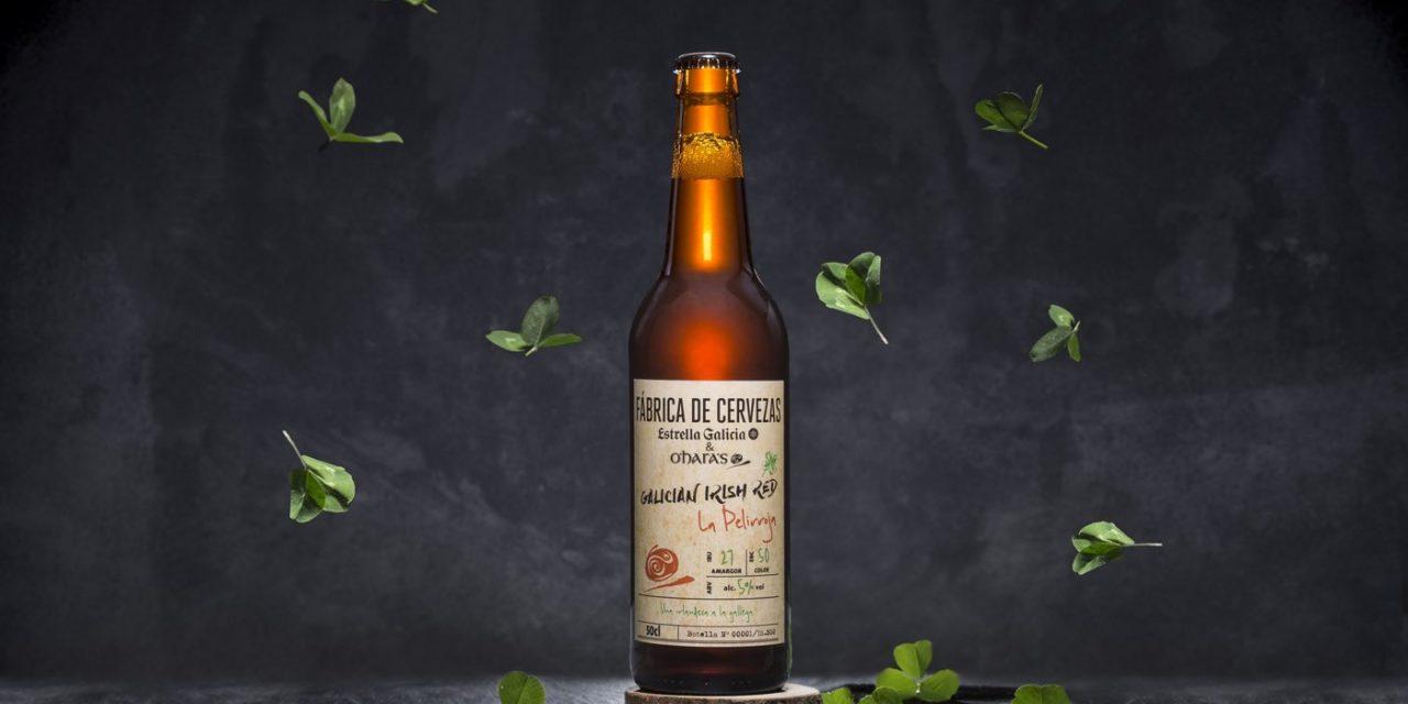 Estrella Galicia lanza su primera cerveza colaborativa, 'La Pelirroja'