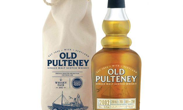 Old Pulteney presenta el exclusivo whisky Viking Line