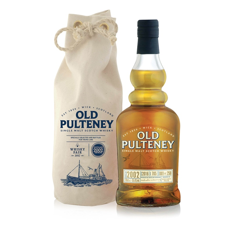 Old Pulteney Viking Line Edition