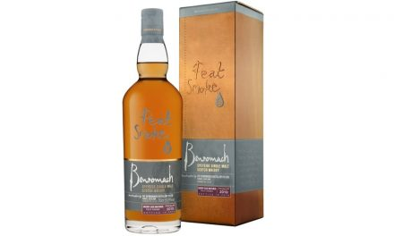 Benromach lanza el whisky de Jerez madurado en barril, Benromach Peat Smoke Sherry Cask Matured