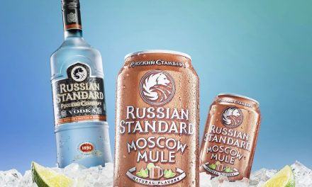 Russian Standard presenta el RTD Moscow Mule