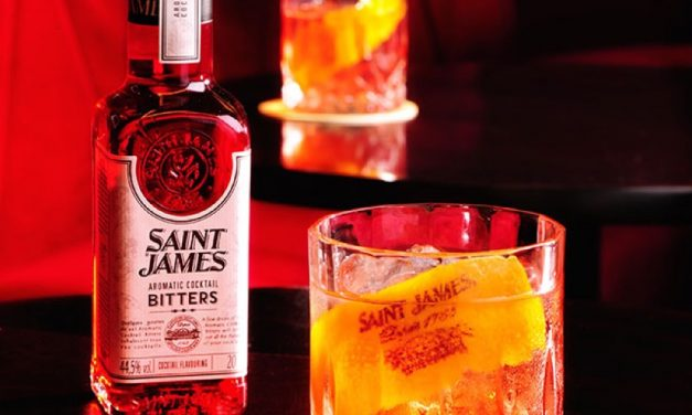 Saint James Aromatic Cocktail Bitters, nuevos amargos para los cócteles de ron