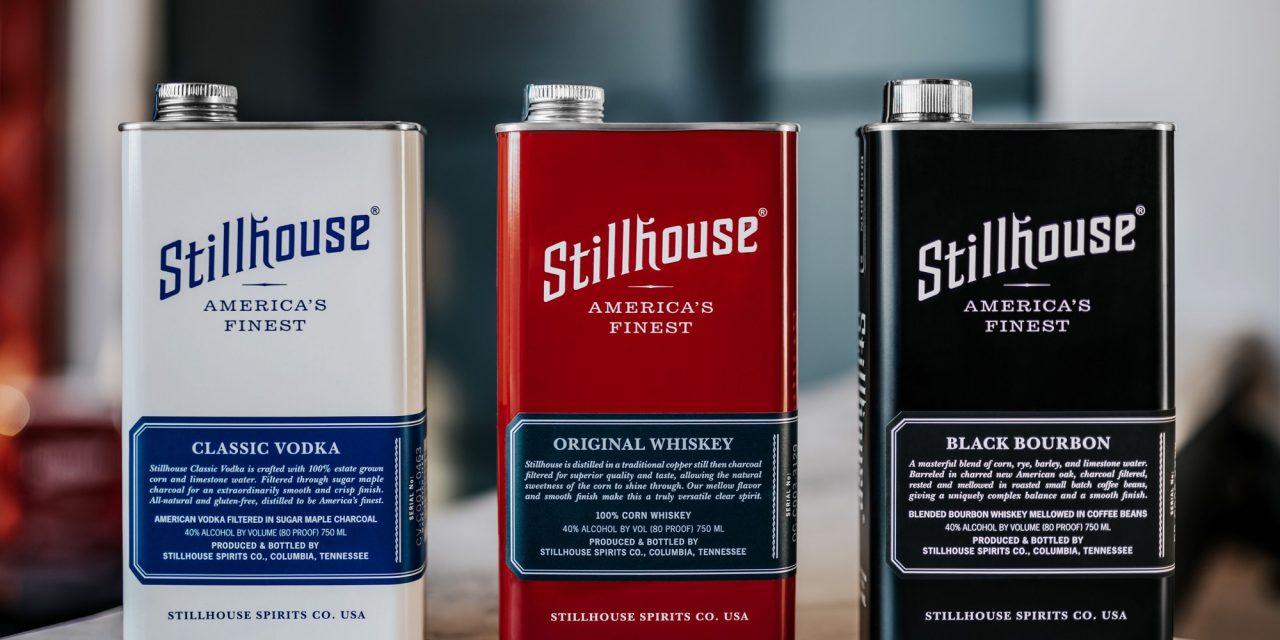 Stillhouse Spirits lanza su primer vodka, Stillhouse Classic Vodka