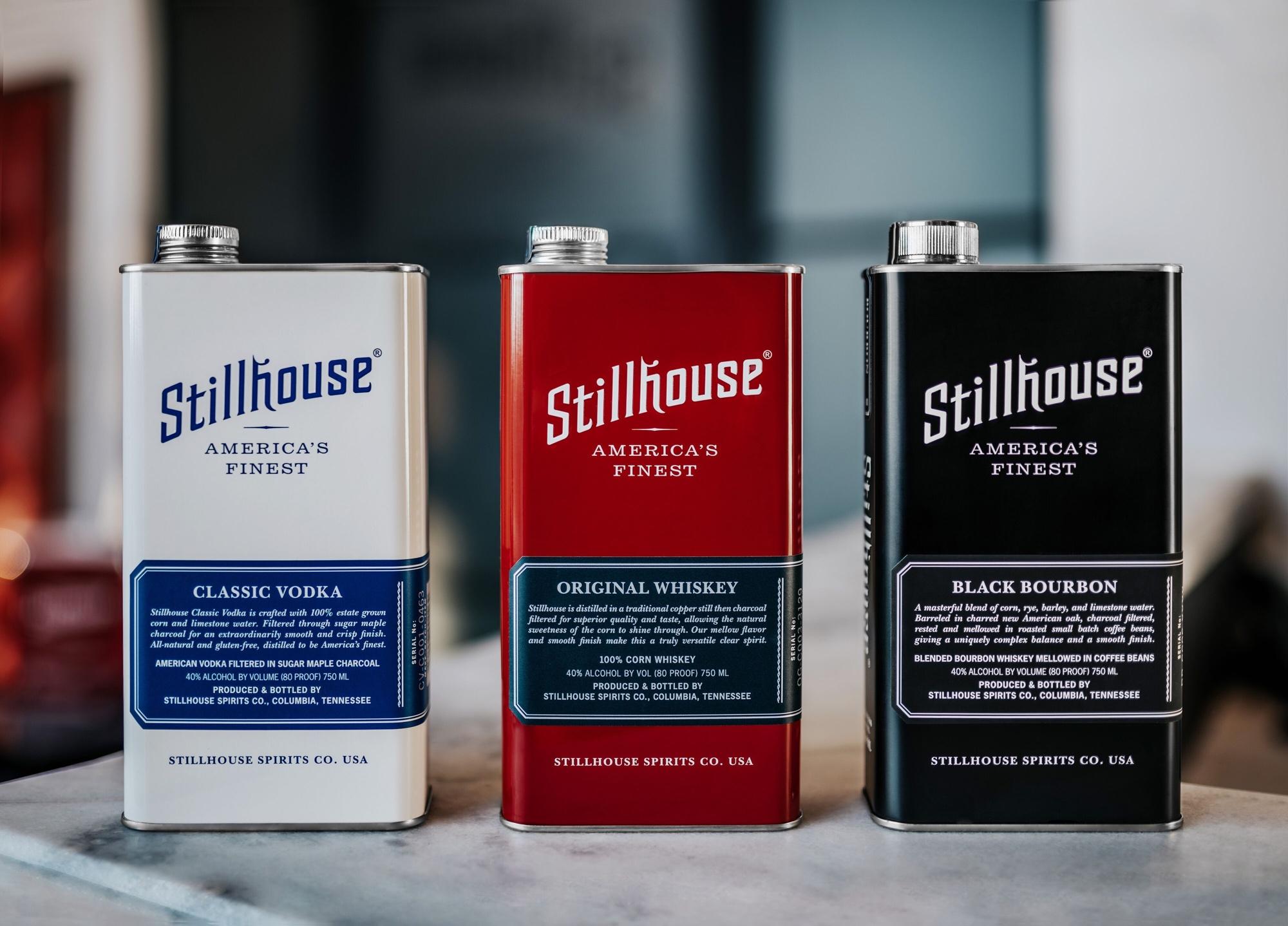 Stillhouse Classic Vodka
