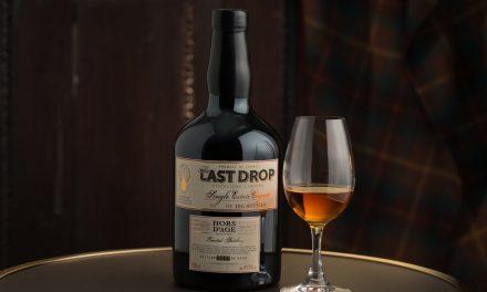 Last Drop lanza una edición especial de Grande Champagne Cognac embotellado en 1925