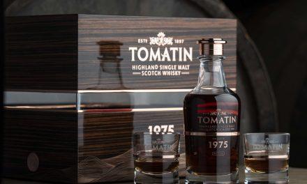 Tomatin presenta su nuevo whisky con Tomatin's 1975 edition