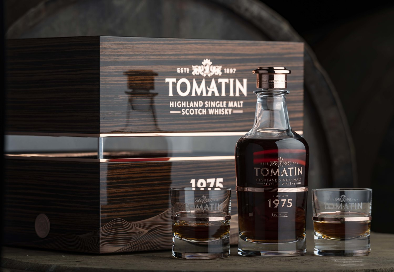 Tomatin's 1975 edition