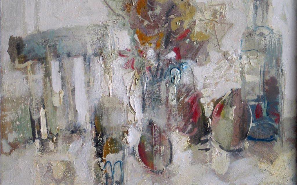 """Bodegón"" (1970), de Juan Gutiérrez Montiel"