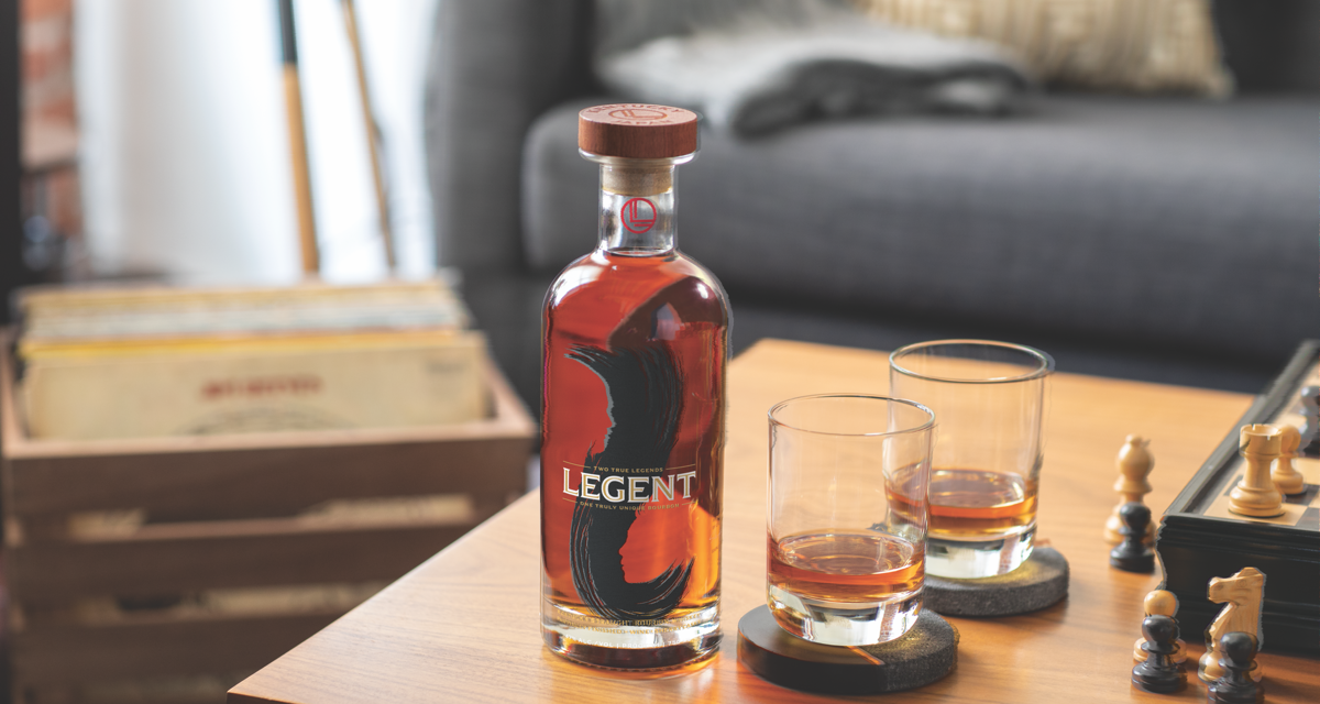 Noe y Fukuyo crean Legent Bourbon