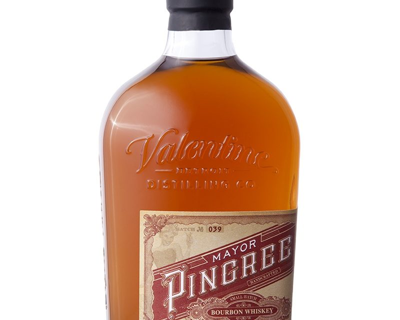 Mayor Pringee Red Label Bourbon, en stock después de dos años