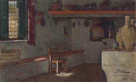 """""""La Safranera"""" (1927), de José Mataix Monllor"""
