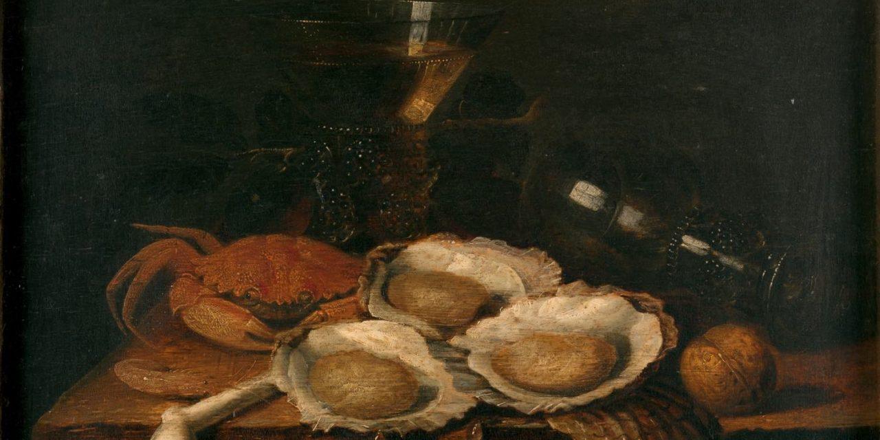 """""""Mesa revuelta"""" (siglo XVII), de Theodoor Smits"""