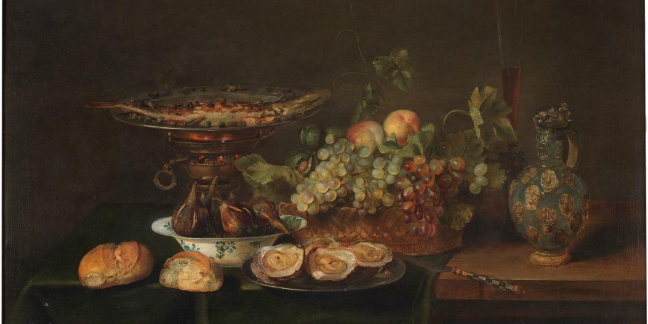 """""""Mesa"""" (1646), de Frans Ykens"""