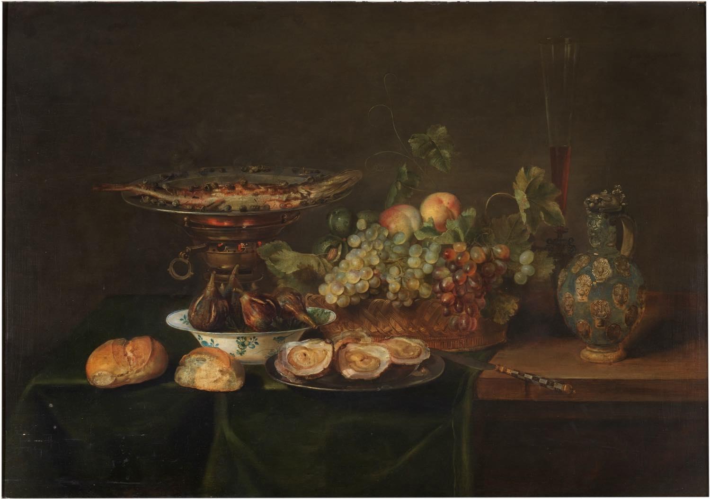 Mesa (1646), de Frans Ykens