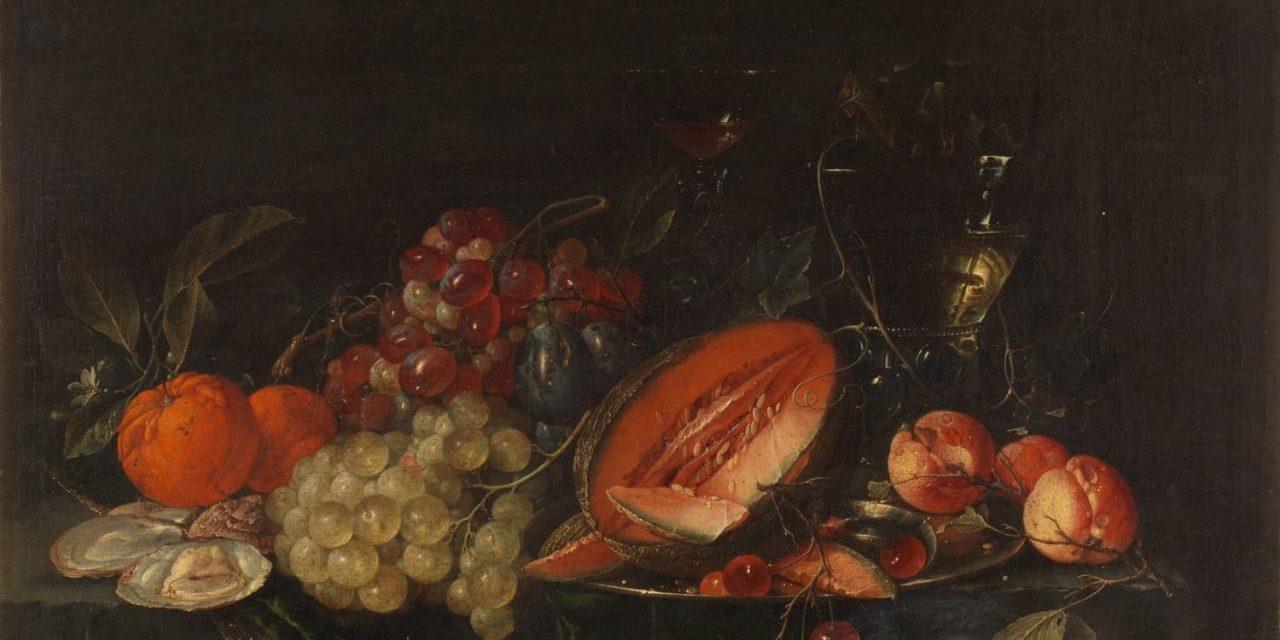 """""""Mesa"""" (hacia 1670), de Cornelis de Heem"""