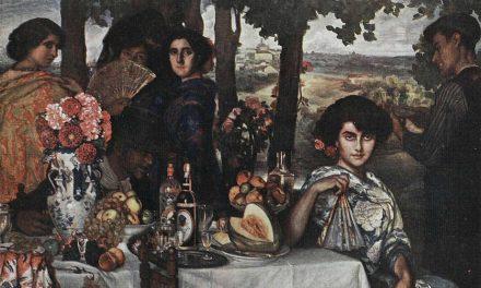 """""""A plena vida"""" (1910), de José Pinazo Martínez"""