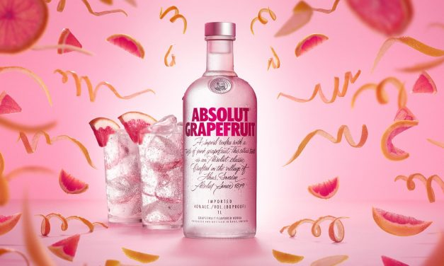 Absolut Grapefruit (pomelo) se lanza en travel retail