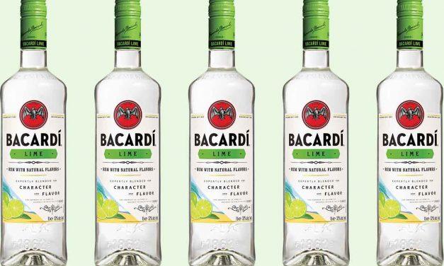Bacardi Lime debuta en Estados Unidos