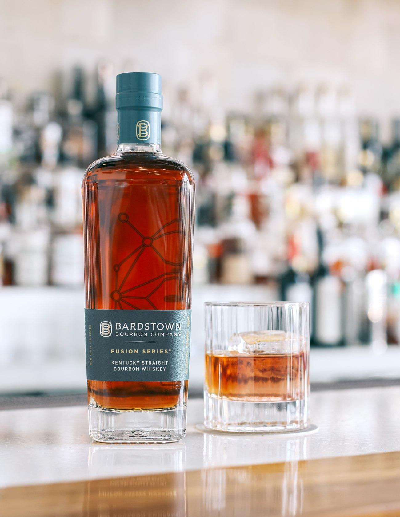 Bardstown Bourbon Fusion Series1