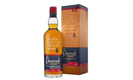 Benromach Cask Strength Vintage 2008 Batch 1 sustituye al whisky Classic Range