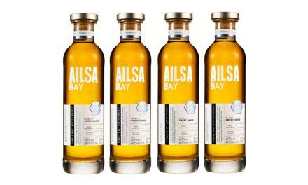 Ailsa Bay presenta una botella de whisky con tecnología blockchain