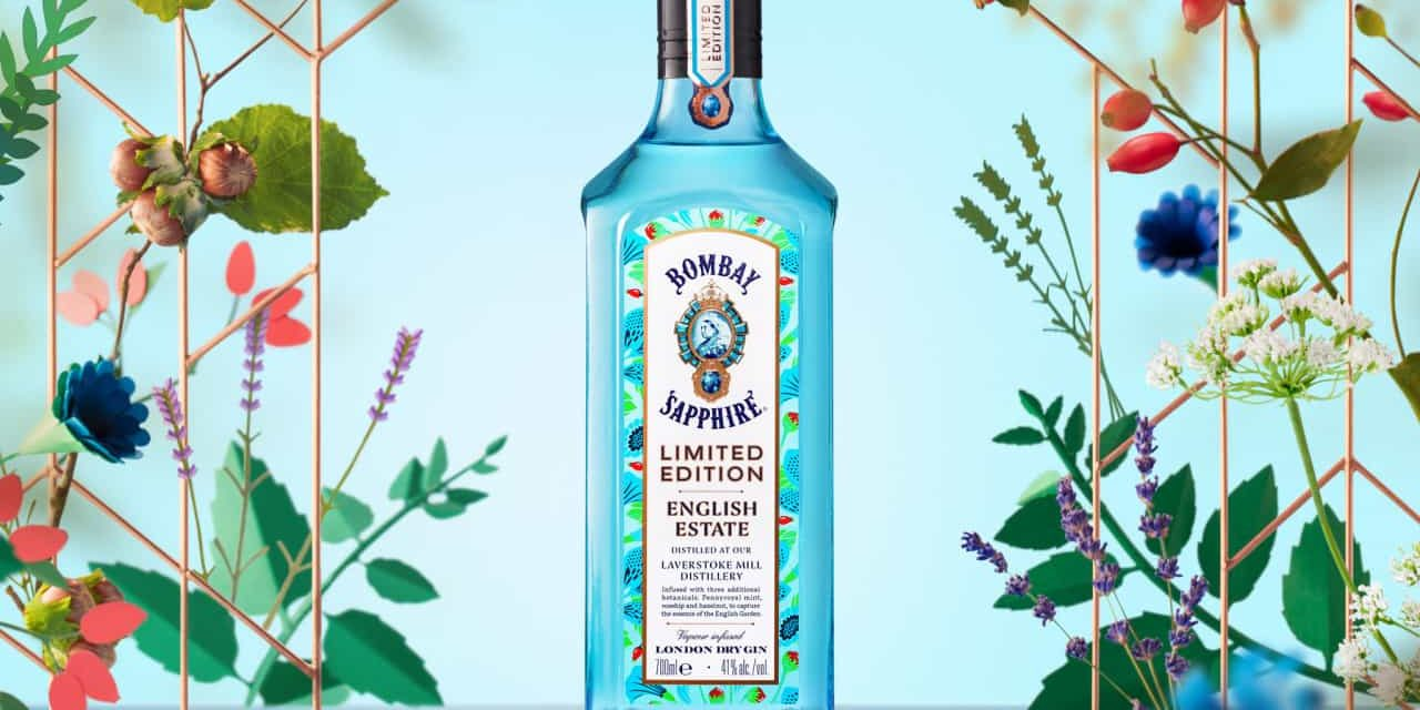 El campo inglés inspira la nueva ginebra Bombay Sapphire, Bombay Sapphire English Estate