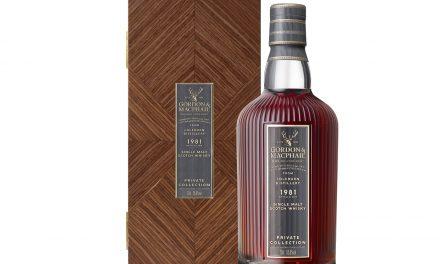 Gordon & MacPhail innova en su Private Collection con un whisky de 38 años de Coleburn Distillery