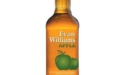 Heaven Hill Brands lanza Bourbon con sabor a manzana, Evan Williams Apple